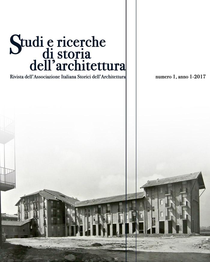 Studi e ricerche di storia dell architettura rivista dell for Elenco studi di architettura roma